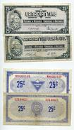 "Canada 2 X 25 Cents """" TIRE Corporation VOUCHER ""  1960 - Canada"