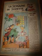 1947 LSDS   Quand J'étais CAPORAL..............disait Clark Gable ; Etc - La Semaine De Suzette