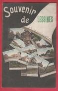 Lessines - Souvenir De ... La Cloche ... Petites Vues De Lessines - 1906 (voir Verso ) - Lessen