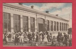 Lessines - Les Nouvelles écoles- Section Des Filles - 191? (voir Verso ) - Lessen