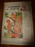 1947 LSDS  (La Semaine De Suzette) :MOB, Le Petit écureuil Insouciant ; Etc - La Semaine De Suzette
