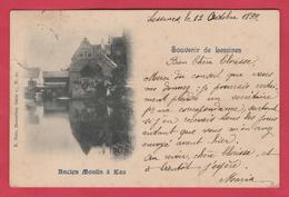 Lessines - Ancien Moulin à Eau ... Précurseur 1899 (voir Verso ) - Lessen