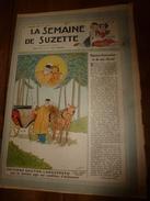 1947 LSDS  (La Semaine De Suzette) : Histoire D'un Cocher Et De Son Cheval;  La B. A. Dans Le SCOUTISME ; Etc - La Semaine De Suzette