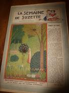 1947 LSDS  (La Semaine De Suzette) :  COMPTE TES ROSES ; Etc - La Semaine De Suzette