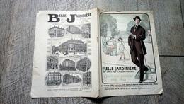 Catalogue  Ancien La Belle Jardinière  Paris été 1911 Mode Communion Religion - Mode