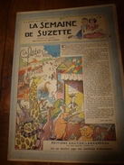 1947 LSDS  (La Semaine De Suzette) :  SCOUTISME En Pièces Détachées (une équipe De CIGOGNES)  ; Etc - La Semaine De Suzette