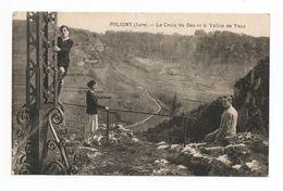 POLIGNY La Croix Du Dan Et Le Vallon De Vaux - Poligny