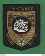 INSIGNE  TISSU  --- PRYTANEE NATIONAL MILITAIRE ----- - Armée De Terre
