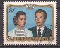 Luxemburg  (1981)  Mi.Nr.  1036  Gest. / Used  (2ea04) - Gebruikt