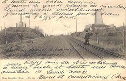 Waterloo - Les Monuments (Nels, Animée, Précurseur, Rails De Tram) - Waterloo