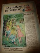 1949 LSDS  (La Semaine De Suzette) :  NOS AMIS LES OISEAUX ; Etc - La Semaine De Suzette