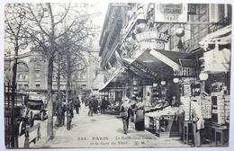 LE BOULEVARD DENAIN ET LA GARE DU NORD - PARIS - Paris (10)