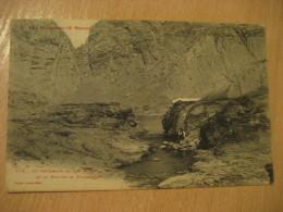 TUQUEROUYE Deversoir Du Lac Glace Et Breche Post Card HAUTES PYRENEES France - France