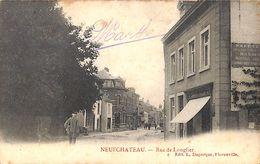 Neufchâteau - Rue De Longlier (animée, Edit. Duparque, 1906) - Neufchâteau