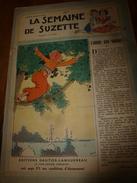 1949 LSDS  (La Semaine De Suzette) :  L'ARBRE DES SOURDS; Les Grands Musiciens (Haendl , Joseph Haydn , Etc) - La Semaine De Suzette