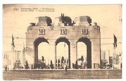 Antwerpen - Hoofdingang - Expo / Wereldtentoonstelling 1930 - Antwerpen