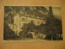 CHAVOIRES Ermitage Lac D' Annecy Michaud Post Card HAUTE SAVOIE France - Annecy