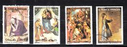 Sao Tome En Principe 1989 Mi Nr 1152 - 1155, Schilderijen Van Albrecht Dürer - Sao Tome En Principe