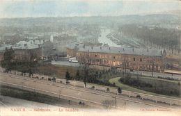Namur - Salzinnes - La Sambre (Galeries Namuroises, Colorisée, Précurseur) - Namur