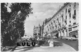 DEPT 63 : édit. Cim N° 63294 : Royat Boulevard Vaquez ( Aronde , 2 Cv , Dauphine ) - Royat