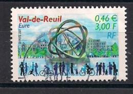 YT N° 3427 - Oblitéré - VAL DE REUIL - Frankreich
