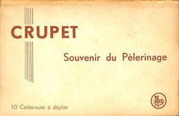 Crupet - Carnet Complet Souvenir Du Pèlerinage - Assesse