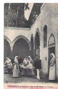 EXPO. DE NANCY 1909 - PAVILLON DE LA CROIX ROUGE - Intérieur De L'Hopital De Campagne -Infirmières - Croix-Rouge
