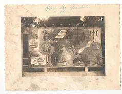 """Alés - VILLE D'ALES 15.05.42 Marqué En Bas à Gauche ,  Monument """"place Du Maréchal ?"""" - WW2 - GUERRE 39-45 - PROPAGANDE - Guerre, Militaire"""
