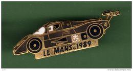 LE MANS 1989 *** CAMEL-AEG *** Signe EMC *** 00100.... - Car Racing - F1