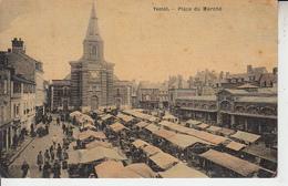 YVETOT -  Place Du Marché - Yvetot
