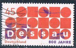 2013  800 Jahre Dessau - Used Stamps