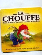Sous-bock Biere La Chouffe - Sous-bocks