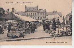 YVETOT - Marché - Place De L'église  PRIX FIXE - Yvetot
