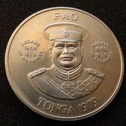 Tonga 2 Paanga 1979 FAO F.a.o. Unc - Tonga
