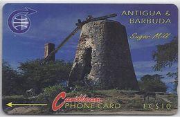 ANTIGUA & BARBUDA - SUGAR MILL - 3CATA - Antigua And Barbuda