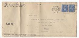 OMEC: UNITED NATIONS LONDON 1945 / PADDINGTON  / Caixa #10 - 1902-1951 (Re)
