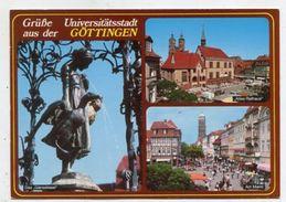 GERMANY - AK305962 Göttingen - Grüße Aus Der Universitätsstadt - Goettingen