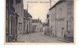 CPA -  Pont-sur-Yonne  (Yonne) Rue Du Guichet . - Pont Sur Yonne