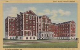 Texas Dallas United States Veterans' Hospital At Lisbon Curteich