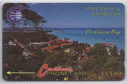 ANTIGUA & BARBUDA -DICKENSON BAY - 3CATC - Antigua And Barbuda