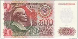 RUSSIA 500 RUBLI -UNC - Russia