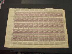 SAN MARINO - ESPRESSO - 1923 VEDUTA, Sopr., In Blocco Di 20 E Di 30, APERTO IN MEZZO - NUOVI(++) - Timbres Express