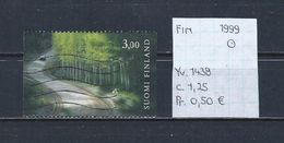 Finland 1999 - YT 1438 Gest./obl./used - Finland
