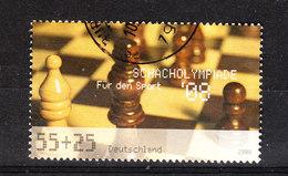Germania  Germany   -   2008. Olimpiade Degli Scacchi. Chess Olympiad In Dresda - Scacchi
