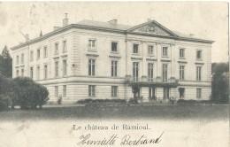 Le Château De Ramioul - 1907 - Flémalle