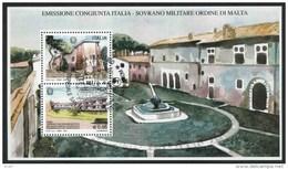2015 Italia, Ospedale S.Giovanni Battista, Foglietto Con Annullo Ufficiale - 6. 1946-.. Republic