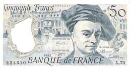 France - Pick 152f - 50 Francs 1992 - VF+ - 1962-1997 ''Francs''