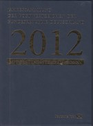 "BRD 2900-2971, Gestempelt, In JAHRESSAMMLUNG: Dt. Bundespost  Nr 20, 2012 Komplett Mit Ersttagsstempel ""BONN"" - BRD"