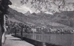 Switzerland Montreux Dent De Jaman Et Rocher-de-Naye Photo - VD Vaud