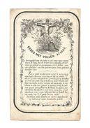 545. TILMANNUS THEUNISSEN Wed. M. Janssen - OPGLABBEEK 1793 / 1858 - Devotion Images